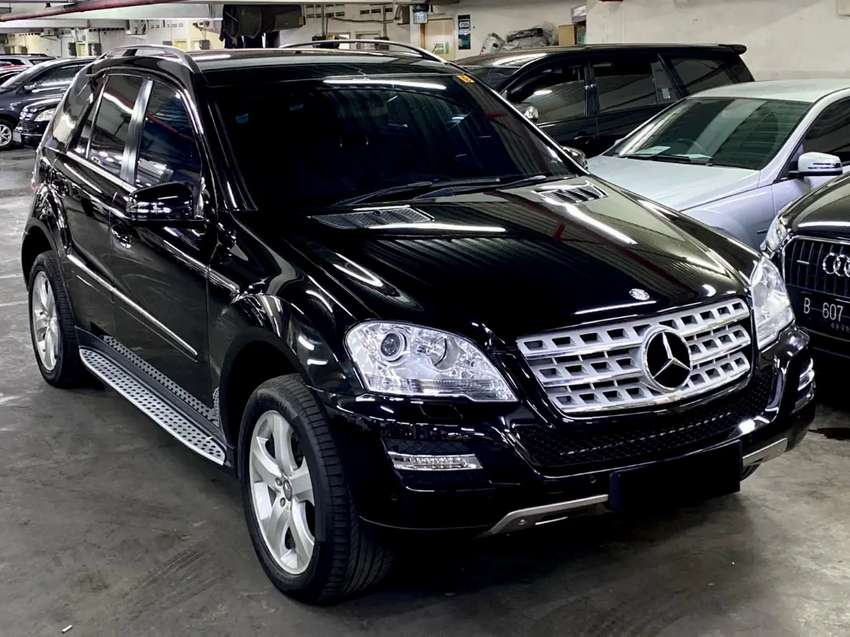 Mercedes ML350 2010 low KM 70rb asli 0