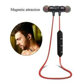 Earphone Bluetooth Magnetic