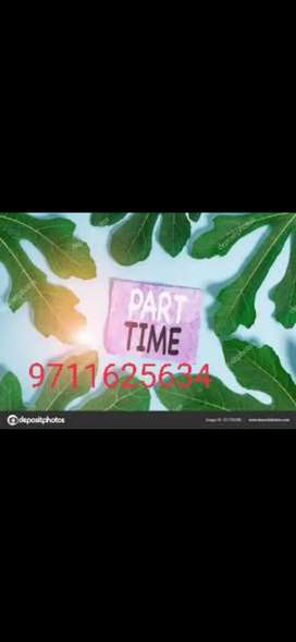 Work@home | Part Time |- Freshers /Ep From Govt. Certified Company