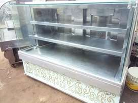 Display counter Hotcase 5ft available