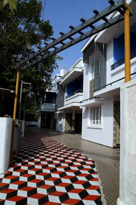 Ready To Occupy 3BHK VILLA At Kalamassery