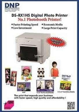 DNP DSRX01 HS speed tinggi (Photobooth)