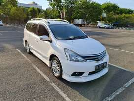 Nissan grand livina 1.5 at HWS 2013 matic # avanza