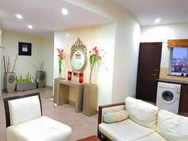 Heights 2 furnished one bed for sale in heights 2 bahria town Islamabd