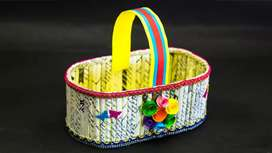 Looking for experienced people for handicrafts work
