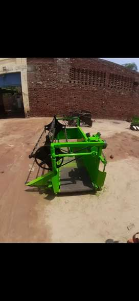 Tractor reaper for sale