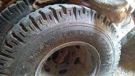 New tyres he 3000 km Chelsea he rim semet