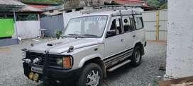 Tata Sumo Spacio 2006 Diesel Well Maintained