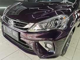 Daihatsu New Sirion 2018 100% black purple original like new