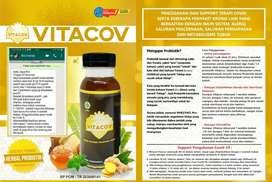 VITACOV - Herbal Probiotik Meningkatkan Daya Tahan Tubuh