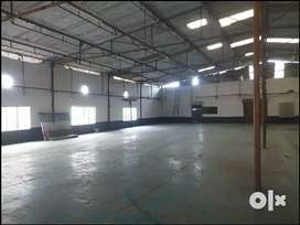 5000 Sq Ft Shed On Rent MIDC