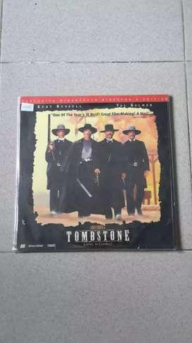 Laser Disc Tombstone.