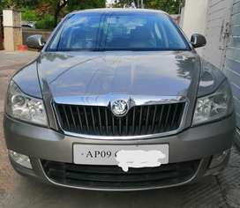 Lady driven skoda in mint condition bought in 2012