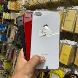 Iphone 8 plus 64Gb semua fungsi normal bosku