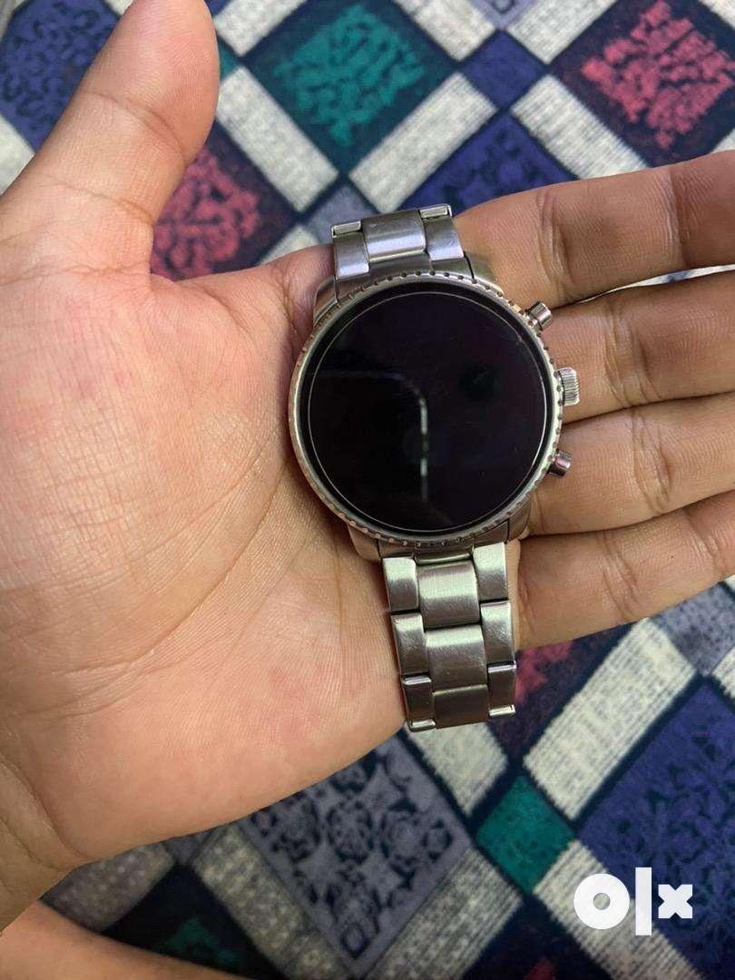 Fossil Smartwatch gen-4