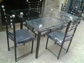 Dining Table Set 4 Seater Model 015