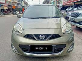 Nissan March 1.5 Tahun 2014 matic
