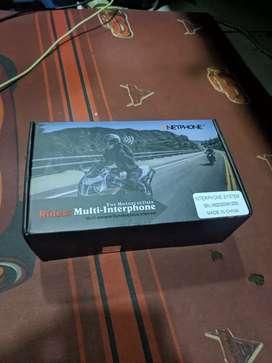Intercom Ejeas Vnetphone v6 dan sparepartnya not bts2 bts3 bt rider