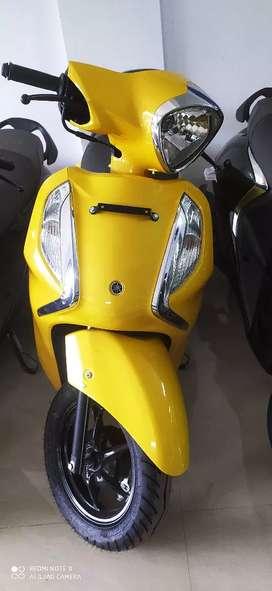 Yamaha fascino available