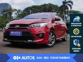 [OLXAutos] Toyota Yaris 1.5 S TRD Sportivo A/T 2015 Merah