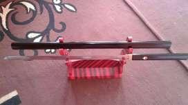 pedang samurai katana shirasaya sasuke black