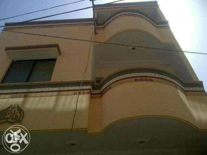72 yards Ground Plus Two Bungalow For Sale In Gulistan E Johar Block12