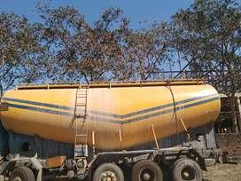 flyash cement bulker