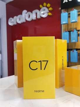 Realme C17 new garansi resmi