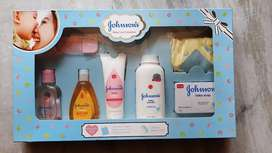Brand New Johnson's Baby Care Collection Full Set