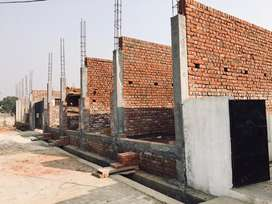 Gated Society Plots in best location on 130 mtr road