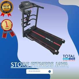 Treadmill elektrik TL 618 | 2Hp