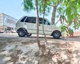 New mehran vxr new rims dalwai ha or tire one touch up