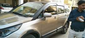 Tata Hexa  Converted to top Dual tone Good battery New tyres