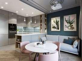Jasa interior design building kantor apartemen rumah di jakarta timur