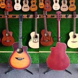 Gitar Akustik Epiphone APX 500II Custom Harga Terjangkau FREE BAG&PICK