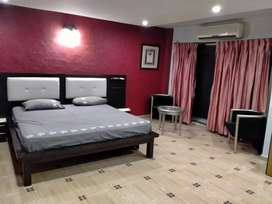 Studio apartment furnished 4 rent in heights2phase6bahria town rwp