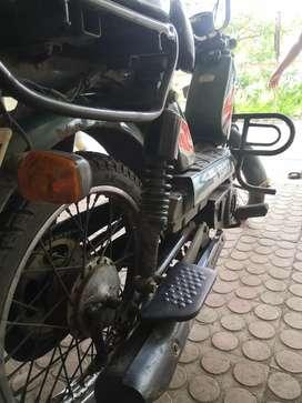 Carrier scooter XL super