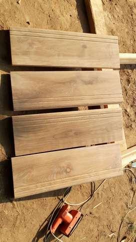 Anak tanggah bahan kayu jati tua