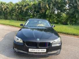 BMW 5 Series 520d Sedan, 2012, Diesel