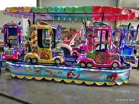 wahana oodng2 mainan eskavator mini truck DZ