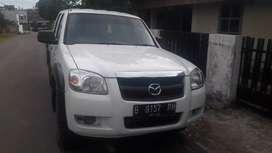 Mazda BT50 DB 2.5 Turbo Diesel 4x4 MT 2012 Siap Pakai