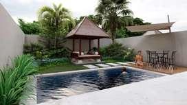 Villa Murah SIAP BANGUN Jln Toya Ning Ungasan