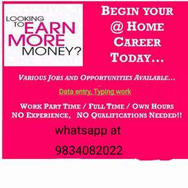You can pick and choose how much you want to earn by spending 2-3hrs