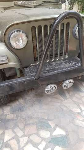 I want to sell my thar. It is jeep 550mm with mahindra bilero di engin
