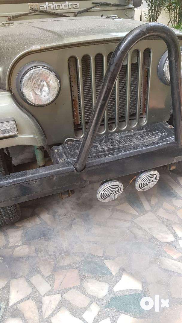 I want to sell my thar. It is jeep 550mm with mahindra bilero di engin 0