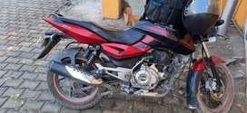 Pulsar Bajaj Good Condition With All Paper