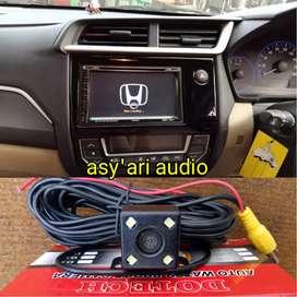 Dobledin TV plus kamera buat Honda Brio dan Mobilio