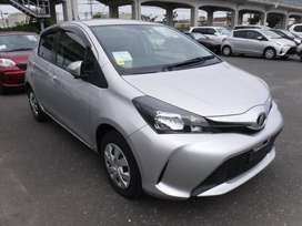 Toyota Vitz 2016 On Easy Installments.