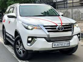 2018 Toyota Fortuner 4x2 Manual Diesel 7500kms 1st Owner