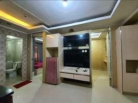 Jual apartemen gading nias 2 BR Full Furnish mewah desain interior,